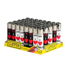 "CLIPPER CLASSIC FLINT ""ACTIVITY PRIDE"" (40PC)"