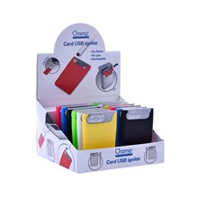 CHAMP COLOURED CARD USB IGNITER