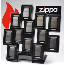 ZIPPO - COUNTER STAND DISPLAY