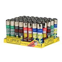 CLIPPER CLASSIC FLINT - HAPPY BEER (40)