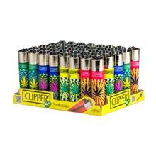 CLIPPER CLASSIC FLINT - WEED SOUL - 40 PACK