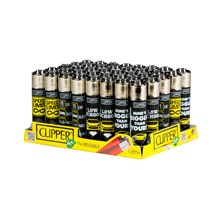 CLIPPER CLASSIC FLINT - TUNING - 40 PACK