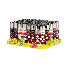 CLIPPER CLASSIC FLINT - GAMES 21 - 40 PACK