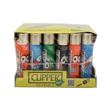 CLIPPER CLASSIC FLINT - MAGNETS - 24 PACK