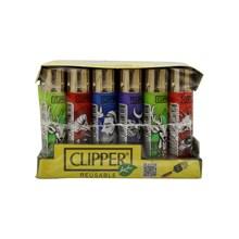 CLIPPER CLASSIC FLINT - SKETCHES - 24 PACK