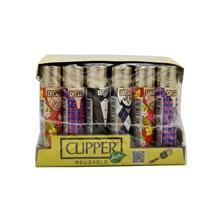 CLIPPER CLASSIC FLINT - MEN - 24 PACK