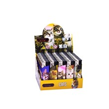 GSD ELECTRONIC LIGHTER - CATS - 50 PACK