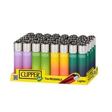 CLIPPER CLASSIC FLINT - METALLIC GRADIENT- 40 PACK