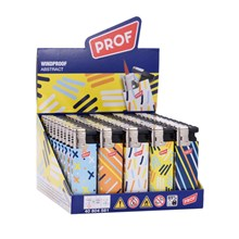 PROF - ABSTRACT - TURBOFLAME LIGHTER - 50 PACK