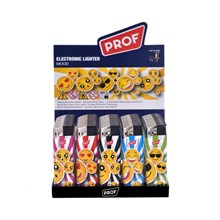 PROF - ELECTRONIC LIGHTER - MOOD - 50 PACK