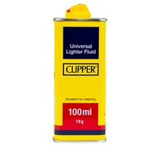 CLIPPER - LIGHTER FLUID 100ML - 6 PACK