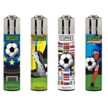 CLIPPER CLASSIC FLINT - FOOTBALL CUP 2 - 40 PACK