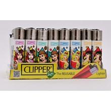 CLIPPER CLASSIC FLINT - NATURAL SPRING 1 - 40 PACK