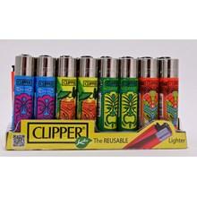 CLIPPER CLASSIC FLINT - TIKIS 3 - 40 PACK