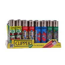 CLIPPER CLASSIC FLINT - NATURAL SPRING 2 - 40 PACK