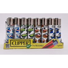 CLIPPER CLASSIC FLINT - HOLIDAYS - 40 PACK