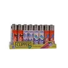 CLIPPER CLASSIC FLINT - RUNNING - 40 PACK
