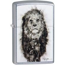 ZIPPO - SPAZUK DESIGN LION