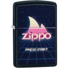 ZIPPO - GAMING PRESS START