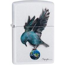 ZIPPO - SPAZUK DESIGN BIRD