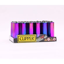 CLIPPER MICRO W/ METAL COVER - MIXED ICY - 30 PACK