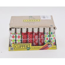 CLIPPER CLASSIC FLINT - WINTERN PATTERN - 40 PACK