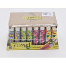 CLIPPER CLASSIC FLINT - EMOJI PRIDE - 40 PACK