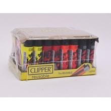 CLIPPER CLASSIC FLINT - DRAGON TATTOO - 40 PACK