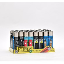 CLIPPER CLASSIC FLINT - LONDON - 40 PACK
