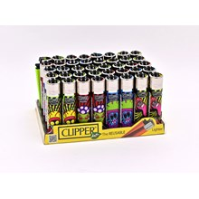 CLIPPER CLASSIC FLINT - PSYCHO MUSH - 40 PACK