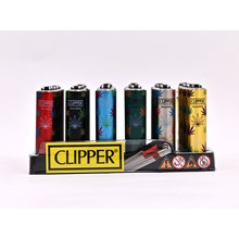 CLIPPER MICRO W/ METAL COVERS - LEAVES 2 - 30PACK