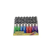 CLIPPER CLASSIC FLINT - COLOUR LEAVES - 40 PACK