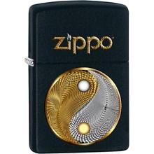 ZIPPO - ABSTRACT YIN YANG