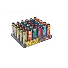 CLIPPER MICRO METAL COVER - SUMMER - 30PACK