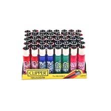 CLIPPER CLASSIC FLINT - HAPPY SENTENCES - 40PACK