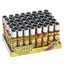CLIPPER CLASSIC FLINT - PSYCOWEED - 40PACK