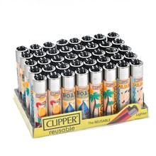 CLIPPER CLASSIC FLINT - SUMMER ACTIVITIES - 40PACK