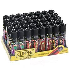 CLIPPER CLASSIC FLINT - FORTUNA 13-B - 40PACK