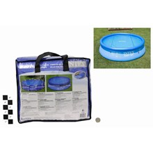 12' POOL SOLAR COVER IN CARRY CASE BAG 29022