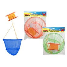 2 RING CRAB DROP NET POLY BAG CARDED