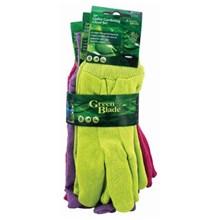 GREEN BLADE - LADIES GARDENING SET - 3 PACK