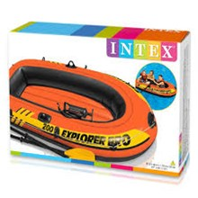 INTEX - EXPLORER PRO 200 SET WITH OARS #58357NP