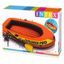 INTEX - EXPLORER PRO 300 SET WITH OARS #58358NP
