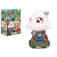 SECRET FAIRY GARDEN - SOLAR FLOWER HOUSE
