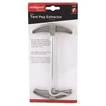 REDWOOD - TENT PEG EXTRACTOR - 2 PACK