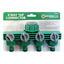 MARKSMAN - 4 WAY TAP CONNECTOR