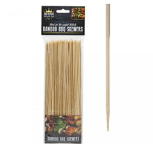 "BAR-B-KING - 10"" BAMBOO SKEWERS - 150 PACK"