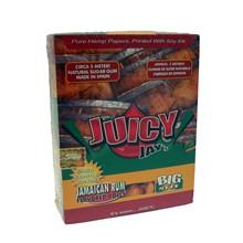 JUICY JAY PAPER ROLLS JAMAICAN RUM - 24 PACK