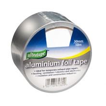 ULTRATAPE - ALUMINIUM FOIL TAPE - 50MM X 10M