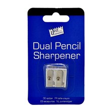 JUST STATIONERY - DUAL PENCIL SHARPENER